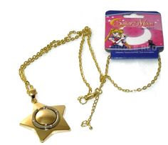 Sailor Moon Usagi's Carillion Star Locket Necklace Officially Licensed NEW