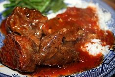 Slow Cooker Italian Roast