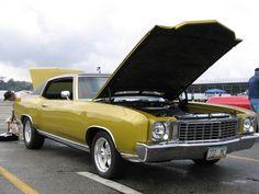 1972 Monte Carlo New Chevy, Chevrolet Monte Carlo, Car Restoration, Older Models, Nice Cars, Future Car, Dream Garage, Car Detailing, Motor Car