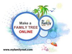 build a digital family tree
