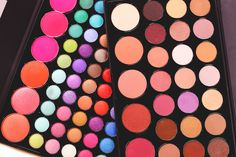 COMING SOON: New Eyeshadow Palettes from Crownbrush UK