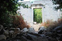 Ancient Ruins of Olympus, Turkey