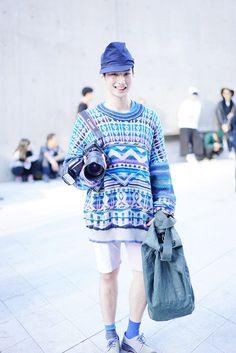 STREETSTYLE | Seoul Fashion Week SS16