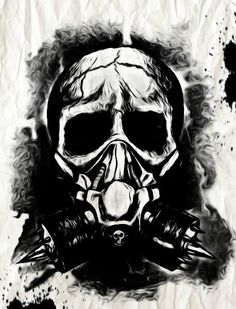 gas mask creepy - Google Search