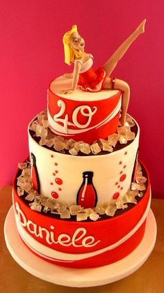 Coca-cola cake - Cake by Monia