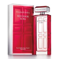 Elizabeth Arden Red Door Aura Eau De Toilette Spray for Women, Oz, Clear Aura Perfume, Hermes Perfume, Best Perfume, Elizabeth Arden Red Door Aura, Elizabeth Arden Perfume, Red Door Perfume, New Fragrances, Perfume Scents, Auras