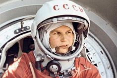Deutschland sucht die erste Astronautin – die erste Frau war bereits 1963 im All: http://www.issonduty.com/#post98