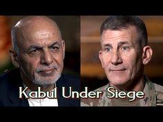 AFGHAN: Kabul Under Siege - Highlights 60 Minutes' Report w/ Pres. Ghani...