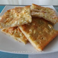 Pizza Tarts, Cheese Pies, Cooking Recipes, Healthy Recipes, Delicious Recipes, Food Tasting, Pinterest Recipes, Greek Recipes, Different Recipes