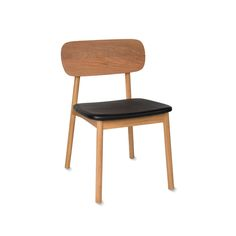 Radial Dining Chair w/Leather Seat | Città