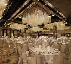 The Ritz-Carlton, Hong Kong - Wedding banquet at The Ritz-Carlton, Hong Kong