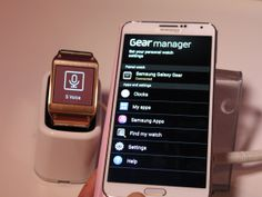 Samsung Galaxy Gear Hands On Photos - Business Insider