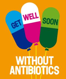 get well without antibiotics