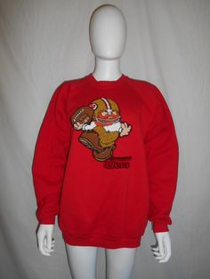 Vintage SF San Francisco Forty Niners 49ers by ATELIERVINTAGESHOP