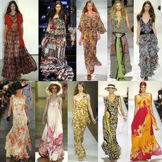 bohemian bridesmaids dresses - Google Search