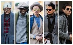 Top 10 Street Style Trends From Men's Fashion Week AW16 - Shawl Neck Cardigans