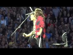 They cut my favourite pants man!!!  Foo Fighters - My Hero at Ullevi, Gothenburg 2015-06-12 - YouTube