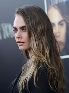 Cara Delevingne is perfect
