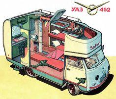 teardrop camper interiors | Recreational Super Vehicles | I n f o r m a t i o n 2 S h a r e