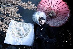 tarokun(太郎) Hanbei Takenaka Cosplay Photo - WorldCosplay
