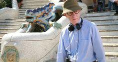 Barcelona,fotos del rodaje Vicky Cristina Barcelona (Woody Allen, 2008)