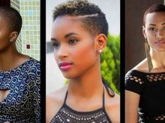 #fGSTYLE: Short Hair Is Trending Tremendously In Ghana, Why Not Join In? Check Out These Fab Looks
