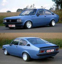 Opel C GTE