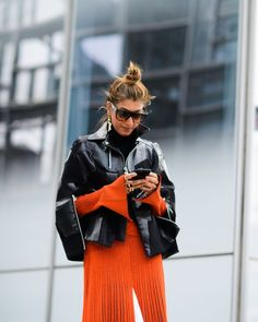 The Best Street Style From New York Fashion Week | #ArcadiaAttire
