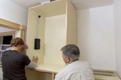 This Old House general contractor Tom Silva shows how to maximize closet space with plywood shelves and boxes. | thisoldhouse.com