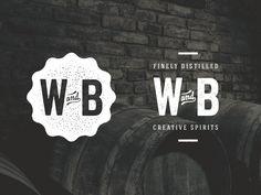Whiskey and Branding Logo Marks