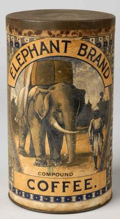 Elephant Brand Compound Coffee