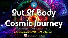 "Guardians of the Universe: ""Out of Body Cosmic Journey"" - Astra Projecti...NEW! Guardians of the Universe: ""Out of Body Cosmic Journey"" - Astra Projection, Deep Meditation, Chakras   #youtube #music #audio #listen #wellness #harmony #follow #balance #relaxation #calming #followme #soothing #healthy #happiness #astral #astralprojection #dreams #travel #chakra"