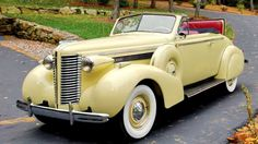 Image result for 1938 buick rumble seat