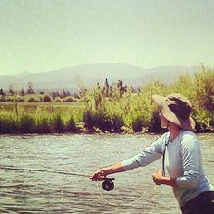 me, fly fishing #ztastylife