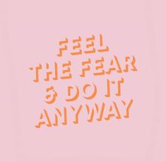 Well Said Quotes 398920479495529804 - Feel the fear Source by Motivacional Quotes, Cute Quotes, Words Quotes, Wisdom Quotes, Cute Sayings, Baby Quotes, Family Quotes, Girl Quotes, The Words