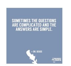 Happy #DrSeuss Day ! Always reevaluate your workout and KISS.  #fitness #exercise #weightloss #fitfam #questions