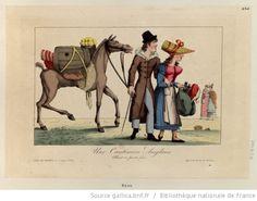 Une Cantinière Anglaise Allant en partie fine : [estampe] - 1