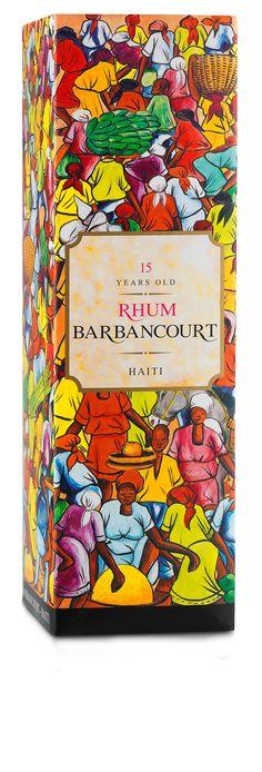 Rhum Barbancourt 15 Year Haiti
