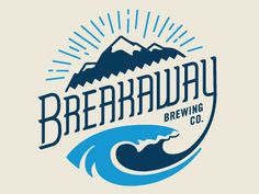 Getting close on a logo for a brewery in CA. There are some corners that need rounding and line touches but thats tomorrow. Colors not definite. Look forward to your thoughts!