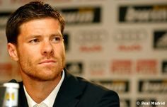 Xabi Alonso...why are all soccer players hot?!?!