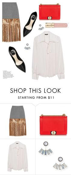 """""""Untitled #17"""" by katespade-and-sweatpants ❤ liked on Polyvore featuring J.Crew, Chanel, Plein Sud, Aéropostale and Smith & Cult"""