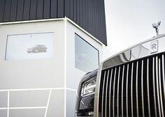 Siegelwerk – Works – Rolls-Royce CUBE