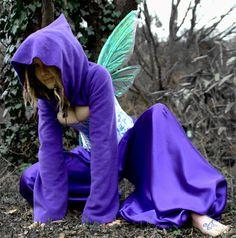 Alienskin Clothing Faery Faerie Pixie Wear Plain Korrigan shrug