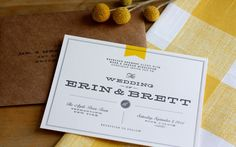 Spring Wedding Invitation Round Up  Read more - http://www.stylemepretty.com/2013/03/20/spring-wedding-invitation-round-up/