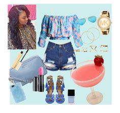 """Cause we love to party!!!"" by almondeyedangel on Polyvore"