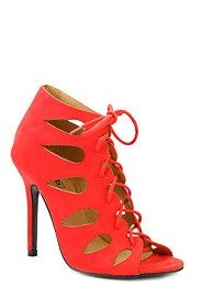 Lace Up Stiletto from Mr Price R189,99