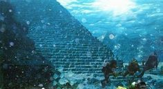 Huge Underwater Pyramid Discovered Near Portugal - The Navy is Investigating - The Mind Unleashed | All about water, the oceans, environment...