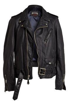 Schott NYC 'Perfecto 626' Leather Moto Jacket