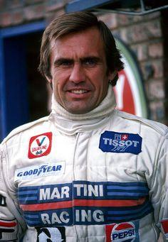 Carlos Reutemann - Argentina - 1972-82 - Brabham, Ferrari, Lotus, Williams