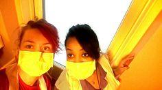 Tätä ohjaaja-opiskelija-duoa ei pysäytä edes Clostridium Difficile!